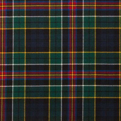 Allison Modern Light Weight Tartan Fabric-Front