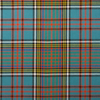 Anderson Ancient Light Weight Tartan Fabric-Front