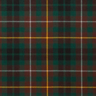 Buchanan Hunting Modern Light Weight Tartan Fabric-Front