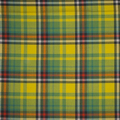 Bellspool Bright Check Light Weight Fabric-Front