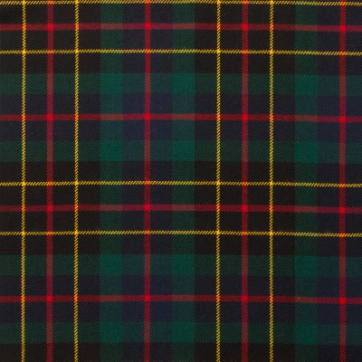 Brodie Hunting Modern Light Weight Tartan Fabric-Front