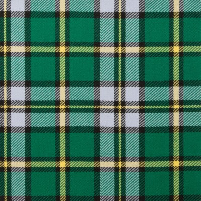 Cape Breton Light Weight Tartan Fabric-Front