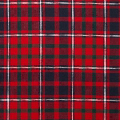 Cameron of Lochiel Modern Light Weight Tartan Fabric-Front