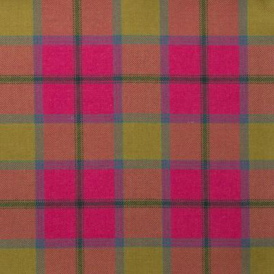 Connaught Light Weight Tartan Fabric-Front