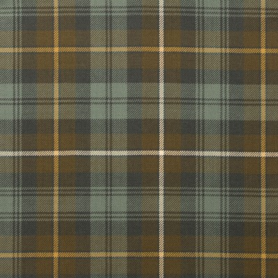 Campbell of Argyll Weathered Light Weight Tartan Fabric-Front