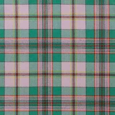 Craig Ancient Light Weight Tartan Fabric-Front