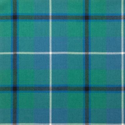 Douglas Ancient Light Weight Tartan Fabric-Front