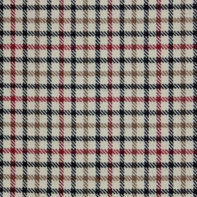 Maxton Check Tweed Light Weight Fabric-Front