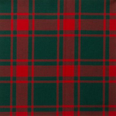 Middleton Modern Light Weight Tartan Fabric-Front