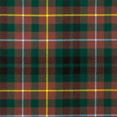 Buchanan Hunting Modern Heavy Weight Tartan Fabric-Front