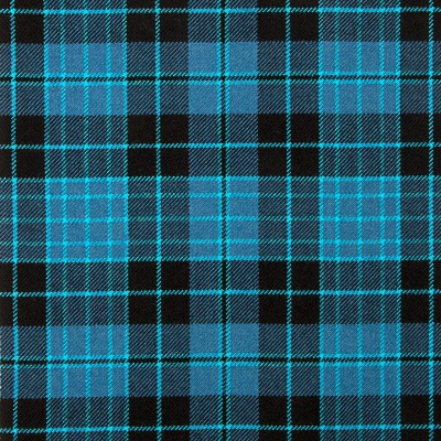 Clergy Ancient Heavy Weight Tartan Fabric-Front