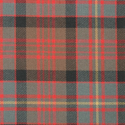 Cameron of Erracht Weathered Heavy Weight Tartan Fabric