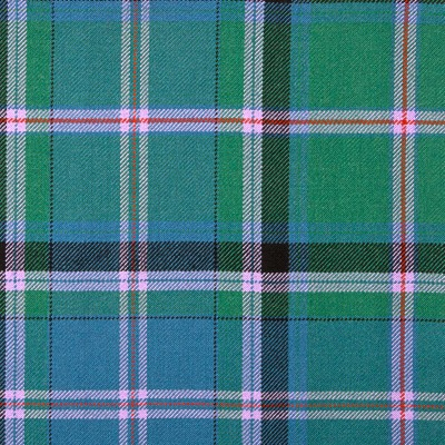 Cooper Ancient Heavy Weight Tartan Fabric-Front