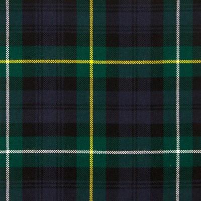Campbell of Argyll Modern Heavy Weight Tartan Fabric-Front