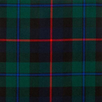 Campbell of Cawdor Modern Heavy Weight Tartan Fabric-Front