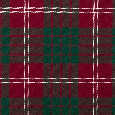 Crawford Modern Heavy Weight Tartan Fabric-Front
