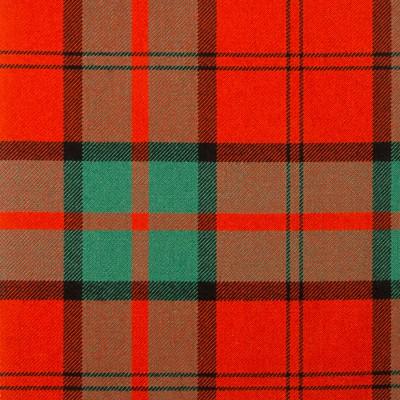 Dunbar Ancient Heavy Weight Tartan Fabric-Front