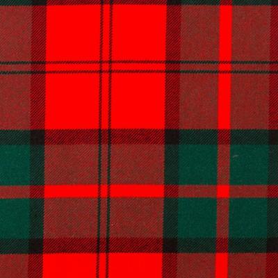 Dunbar Modern Heavy Weight Tartan Fabric-Front
