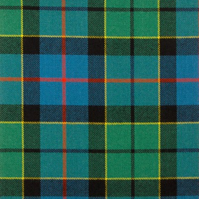 Forsyth Ancient Heavy Weight Tartan Fabric-Front