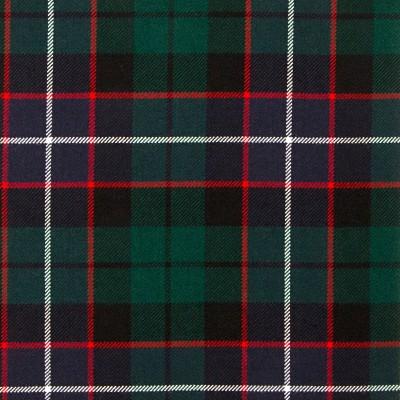 Galbraith Modern Heavy Weight Tartan Fabric-Front