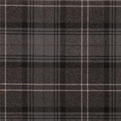 Highland Granite Heavy Weight Tartan Fabric-Front