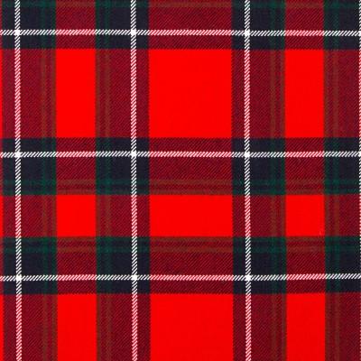 Inverness Modern Heavy Weight Tartan Fabric-Front