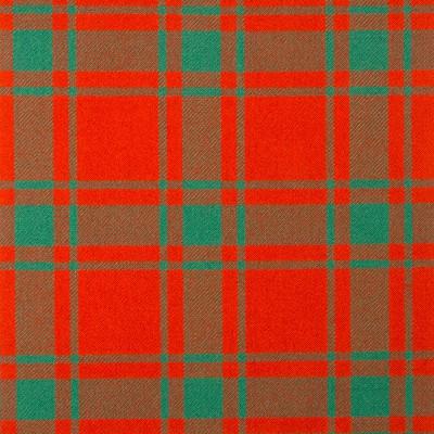 MacDonald of Sleat Ancient Heavy Weight Tartan Fabric-Front