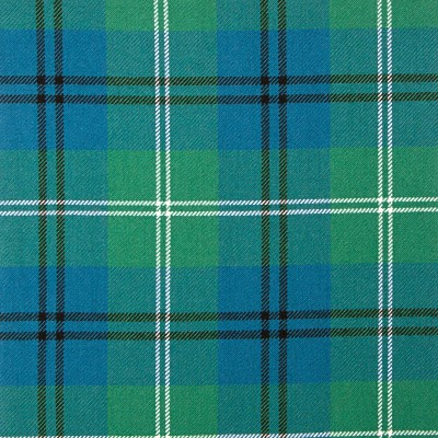 Melville Ancient Heavy Weight Tartan Fabric-Front