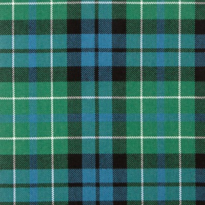 MacNeil of Colonsay Ancient Heavy Weight Tartan Fabric-Front