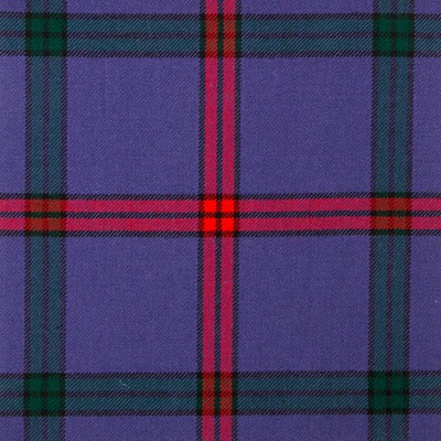 Montgomery Modern Heavy Weight Tartan Fabric-Front
