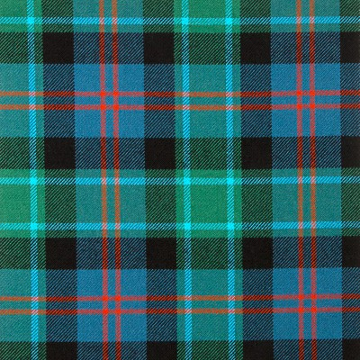 MacTaggart Ancient Heavy Weight Tartan Fabric-Front