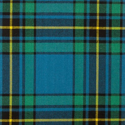 Murray of Elibank Ancient Heavy Weight Tartan Fabric-Front