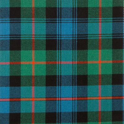 Murray of Atholl Ancient Heavy Weight Tartan Fabric-Front