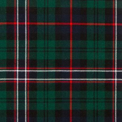 Scotlands National Modern Heavy Weight Tartan Fabric-Front