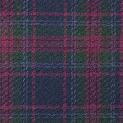 Spirit of Scotland Ancient Heavy Weight Tartan Fabric-Front
