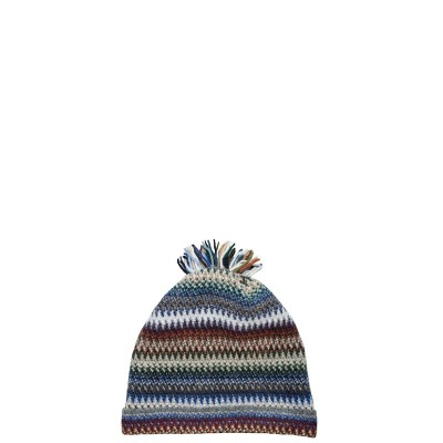 Cappuccino Faith Wool/Angora Knitted Hat