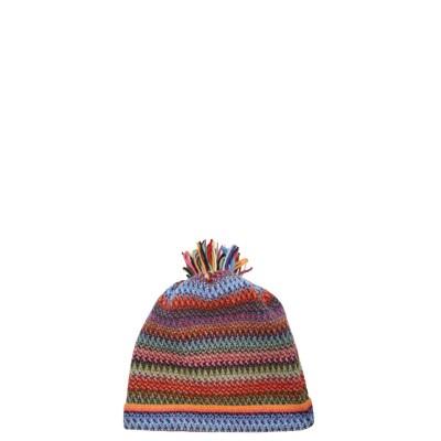 Rachel Faith Wool/Angora Knitted Hat