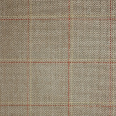 Oban Check Tweed Light Weight Fabric-Front