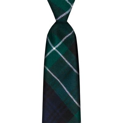 Abercrombie Modern Tartan Tie