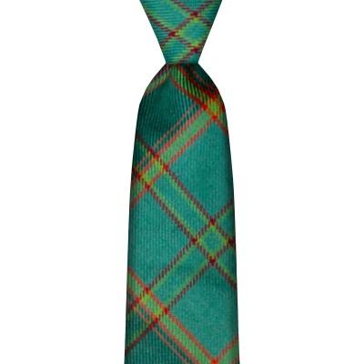All Ireland Green Irish Tartan Tie