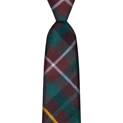 Buchanan Hunting Modern Tartan Tie