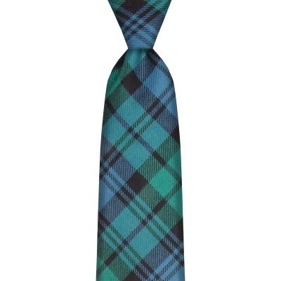 Black Watch Ancient Tartan Tie
