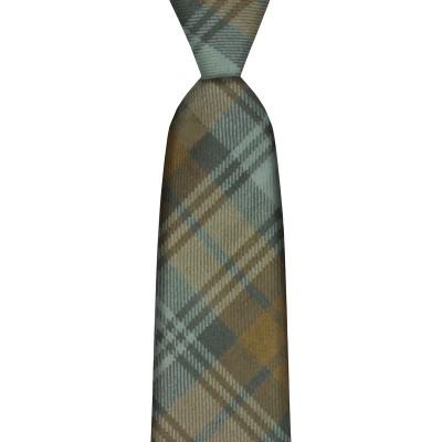 Black Watch Weathered Tartan Tie