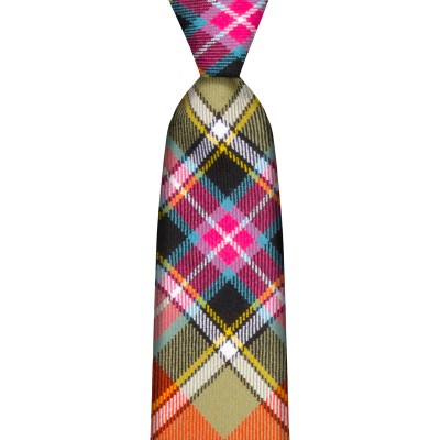 Bruce of Kinnaird Ancient Tartan Tie