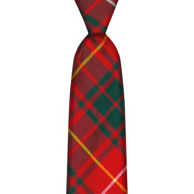 Bruce Modern Tartan Tie