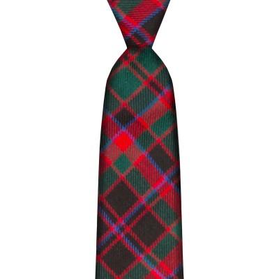 Cumming Hunting Modern Tartan Tie - Cropped