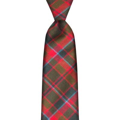Buchan Weathered Tartan Tie