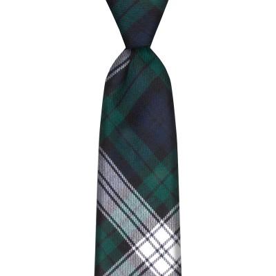 Black Watch Dress Modern Tartan Tie