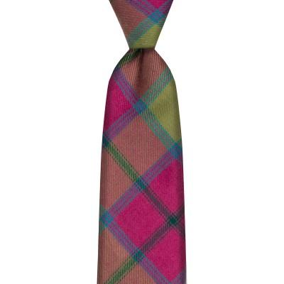 Connaught Irish Tartan Tie