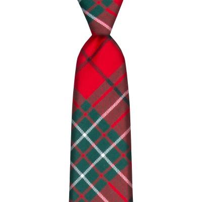 Cumming Clan Modern Tartan Tie